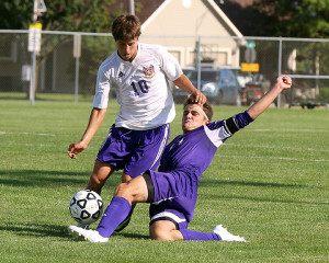 Senior Cale Schneider  was named to the all-league second team as a defender.